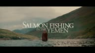 Salmon Fishing In The Yemen European Premiere at ODEON Kensington on April 10 2012 in London England