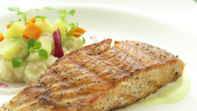Zalm steak