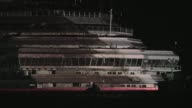 Salvage operators in Italy lift the Costa Concordia cruise ship upright from its watery grave in the biggest ever project of its kind CLEAN Italy...