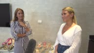 INTERVIEW Sam Faiers Billie Faiers on being the British Kardashians promoting female hard workers enjoying the business side being a working mum at...