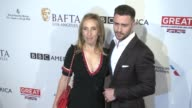 Sam TaylorJohnson Aaron TaylorJohnson at 2017 BAFTA Los Angeles Awards Season Tea Party The Four Seasons Los Angeles at Beverly Hills in Los Angeles...