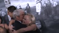Sam Waterston Alison Pill at The Newsroom Los Angeles Premiere on 7/10/2013 in Hollywood CA