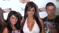 Sammi 'Sweetheart' Giancola Angelina 'Jolie' Pivarnick Jenni 'JWOWW' Farley Vinny GuadagninoPaul 'Pauly D' DelVecchio Nicole 'Snooki' Polizzi and...
