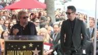 SPEECH Sammy Hagar at Hollywood Walk Of Fame on February 10 2017 in Hollywood California