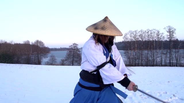 samurai fight