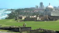 San Cristobal Castle - SanJuan, Puerto Rico