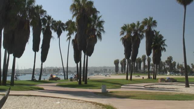 (HD1080i) San Diego: Mission Bay Beach