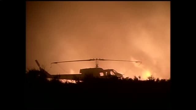 San Diego's 427squaremile Cedar fire in Oct 2003 which destroyed more than 2800 structures and killed 14 remains the largest wildfire in state...