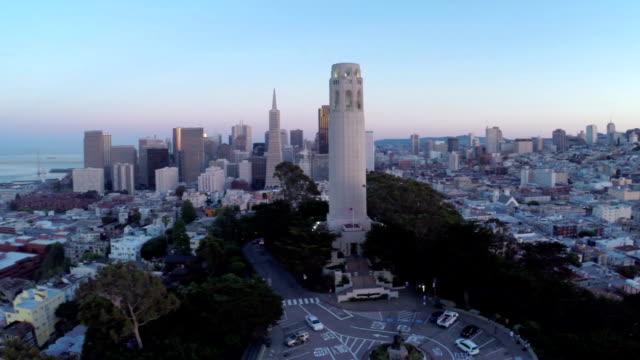 Luftaufnahme von San Francisco