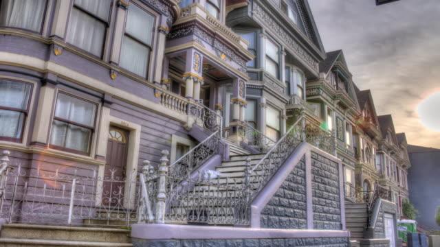 San Francisco Architecture on Haight Street