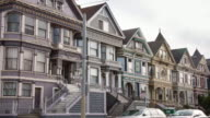 San Francisco Architecture on Haight Street