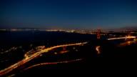 San Francisco Bay Area Sunset