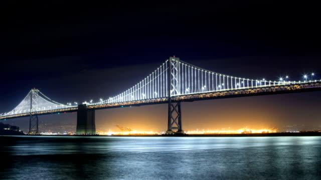 San Francisco city concepts: bay bridge