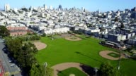 San Francisco Neighborhood Baseball Field