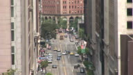 San FranciscoView of a City street in San Francisco United States