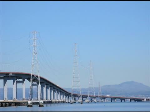San Mateo Bridge, San Mateo, California
