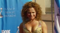 Sanaa Hamri at the 38th NAACP Image Awards at the Shrine Auditorium in Los Angeles California on March 2 2007