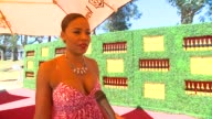 Sanaa Latham on why she wanted to attend the Veuve Clicquot Polo Classic at Will Rogers Historic State Park if she has been to the park before and...