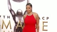 Sanaa Lathan at 47th Annual NAACP Image Awards at Pasadena Civic Auditorium on February 05 2016 in Pasadena California