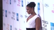 Sanaa Lathan at the 8th Annual Tribeca Film Festival 'Wonderful World' Premiere at New York NY
