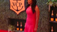 Sanaa Lathan at the FifthAnnual Veuve Clicquot Polo Classic Los Angeles at Will Rogers State Historic Park on October 11 2014 in Pacific Palisades...