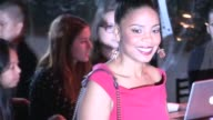 Sanaa Lathan at the Miss Golden Globe 2013 Party in Los Angeles