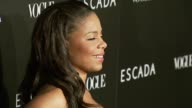Sanaa Lathan at the The Grand Opening of the Beverly Hills Flagship Boutique Celebrated By ESCADA Hilary Swank and Vogue at ESCADA in Beverly Hills...