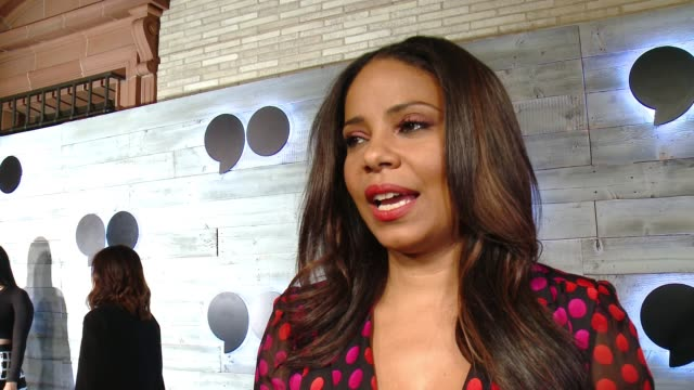 INTERVIEW Sanaa Lathan on what brings her out what she love about go90 and her favorite feature of the app at go90 gives VIP Sneak Peek of new Social...