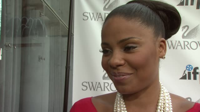 Sanaa Lathan on why it's important she came out tonight about supporting Independent Films She talks about the organization and what they've done to...