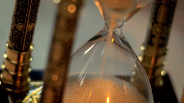 Orologio di sabbia filmati