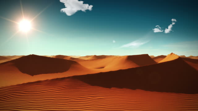 Sand Dunes HD1080