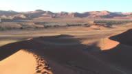 MS ZO WS Sand dunes of Namib Desert / Namibia