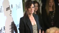 Sandra Bullock at the amfAR's Inspiration Gala at Los Angeles CA