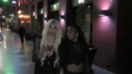 INTERVIEW Sandra Denton from SaltNPepa Egypt Criss talks about the SaltNPepa commercials outside Avalon Nightclub in Hollywood in Celebrity Sightings...