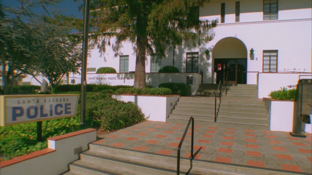 MS Santa Barbara police station / California, USA