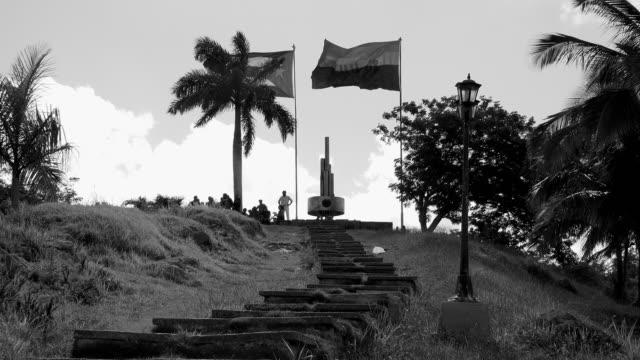Santa Clara, Cuba: 'Loma del Capiro' or 'Capiro Hill' monument to Che Guevara, his rebel troops,  and the 'Battle of Santa Clara'