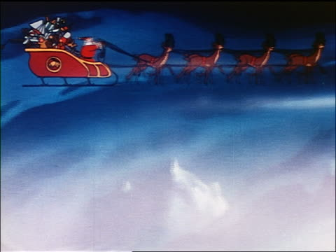 Real rudolph the red nosed reindeer flying - photo#26