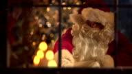 Santa Liste Writting