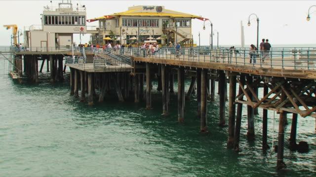 MS Santa Monica Pier / California, USA