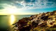 Santorini time-lapse