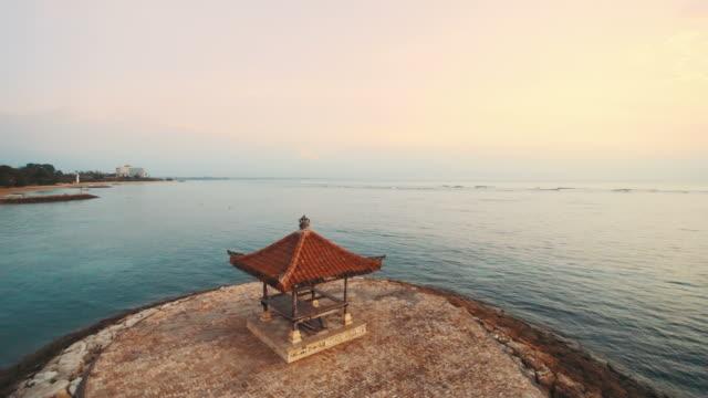 Sanur, Bali, Indonesia Coastline