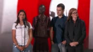 SPEECH Sarah Mardini Alek Wek Brendan Cox Samantha Power at 2016 Global Citizen Festival In Central Park To Solve The World's Biggest Challenges at...