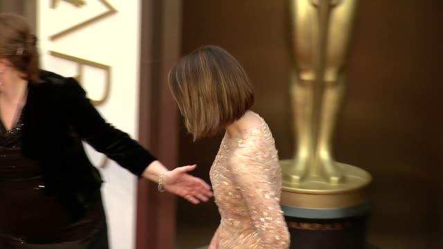Sarah Paulson 86th Annual Academy Awards Arrivals at Hollywood Highland Center on March 02 2014 in Hollywood California