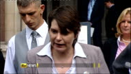 Roy Whiting's jail term reduced by 10 years London Royal Courts of Justice EXT Sara Payne speaking to press SOT All the time it was 50 years my...