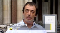 Roy Whiting's jail term reduced by 10 years Michael Payne along outside court / interview SOT Is he going to make it to 80 But then is he going to be...