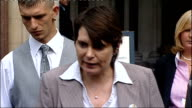 Roy Whiting's jail term reduced by 10 years Sara Payne speaking to press SOT There is no end to this this is our lives from now on Reporter to camera