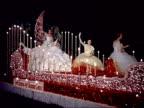 1956 Sarasota Night Parade