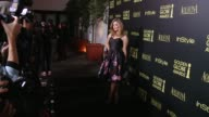Sasha Pieterse at HFPA And InStyle Celebrate The 2014 Golden Globe Awards Season at Fig Olive Melrose Place on November 20 2014 in West Hollywood...
