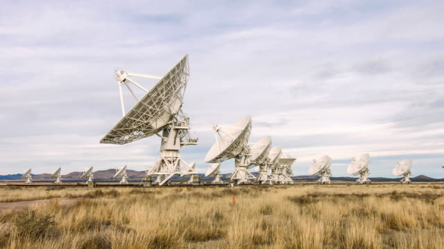 Satelliet matrix - VLA