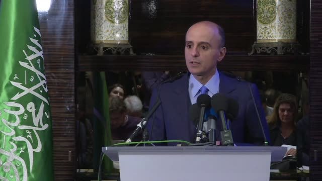 Saudi Arabias Foreign Minister Adel al Jubeir speaking in Paris says that the new anti terrorism military coalition of 34 Muslim countries would...